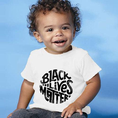 Toddler  Black Lives Matter T-Shirt