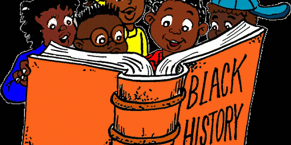 Black History Month Giveaway (1)