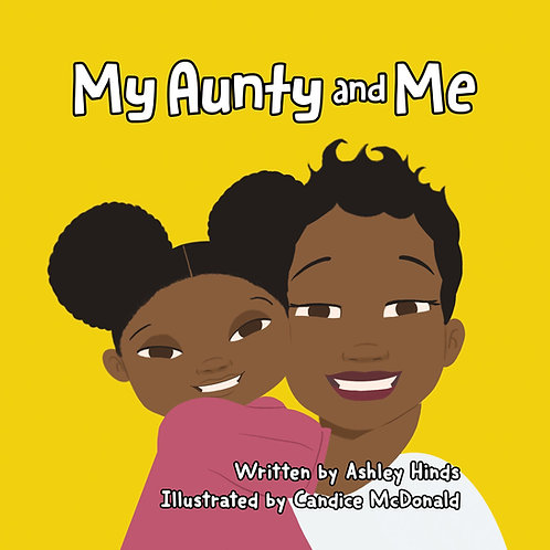 My Aunty and Me Book
