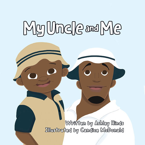 My Uncle and Me Book