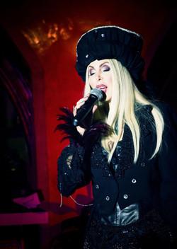 Lissa as Cher in Burlesque-O-Rama
