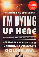 I'm Dying Up Here Cover-Review