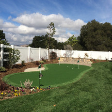 Turf and Putting Greens