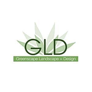 GLD Greenscape Landscape Design Logo