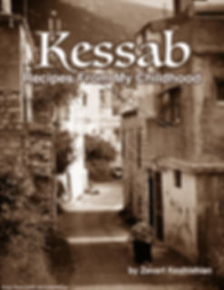 Kessab Recipes from my Childhood
