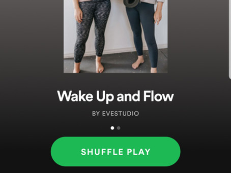 PLAYLIST: Wake Up & Flow