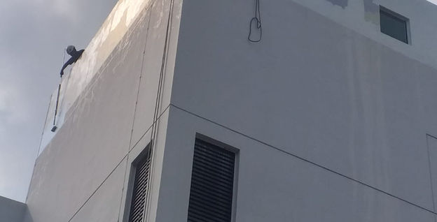 2 Kian Teck Way External Facade Repainting