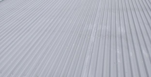 116 Changi Metal Roof Silicone Repair &