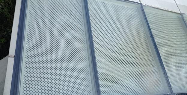 260 Holland Road Window Sealant Black Silicon Installation