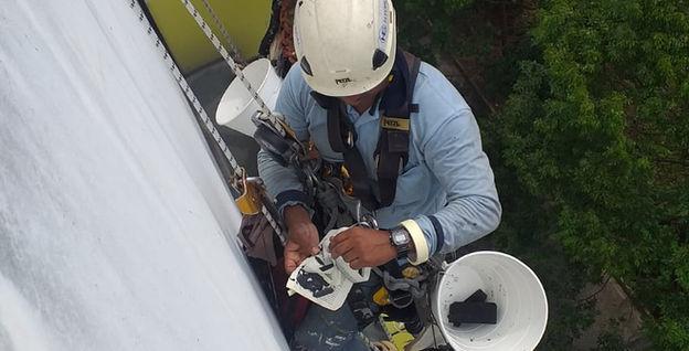 61 Tai Seng External Facade Repair