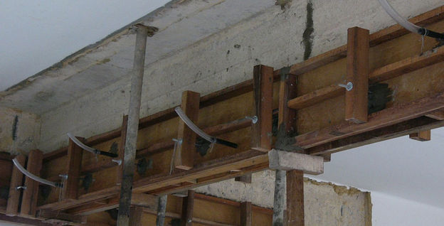 Formwork Grouting Works