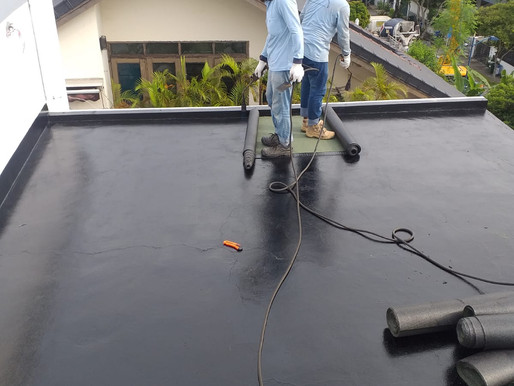 7 Common Waterproofing Materials Used In Singapore