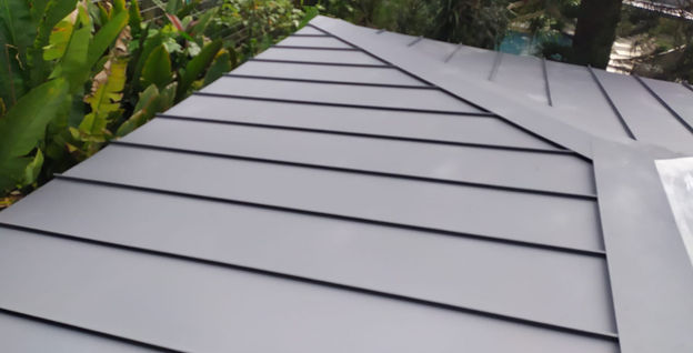 260 Holland Road Metal Roof Coating