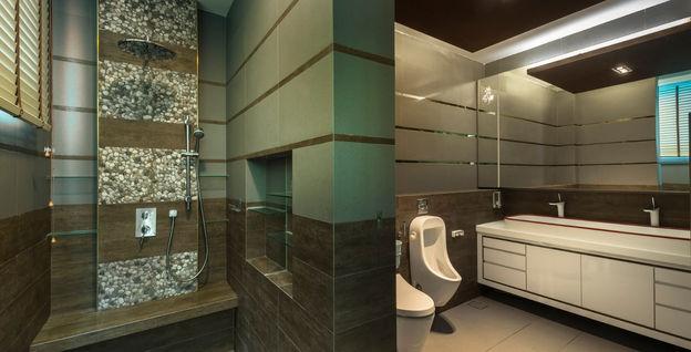 Completed Residential Bathroom Waterproofing Works