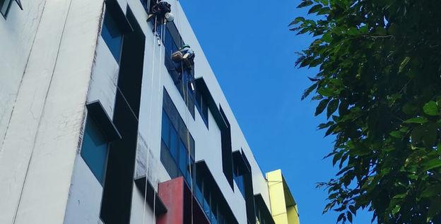 61 Tai Seng External Wall Repair Works