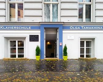 Klavierstudio in Prenzlauer Berg Berlin