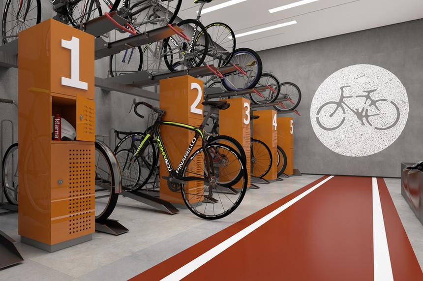 חדר האופניים
