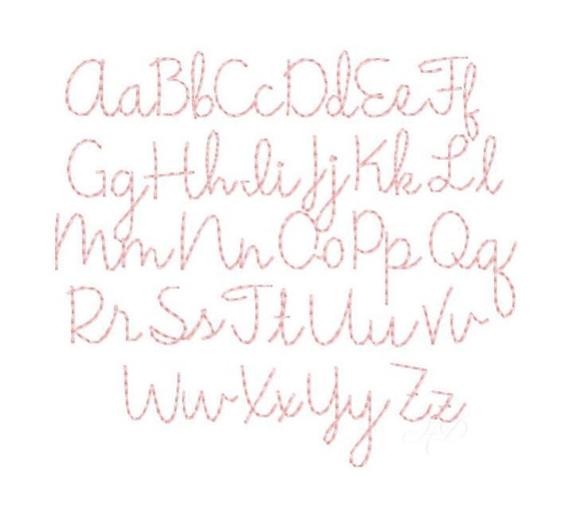 Gracie May font