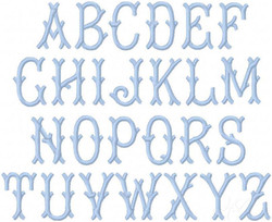 Blair monogram