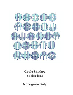 Circle Shadow
