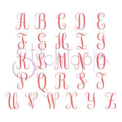 Bailey Monogram