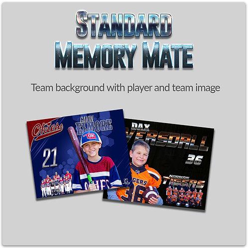 A la cart - Standard Memory Mate