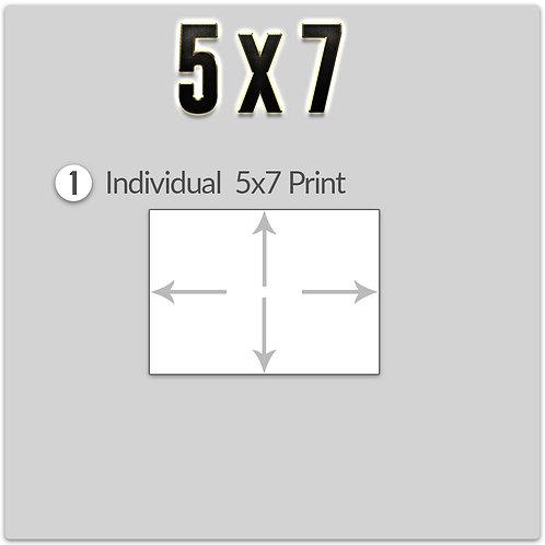A la cart - 5x7 Print