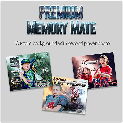 A la cart - Premium Memory Mate