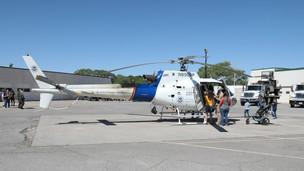 US CBP Helicopter down in Oklahoma City Metro