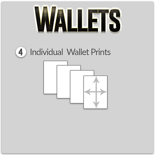 A la cart - Wallet Prints (4 ea)
