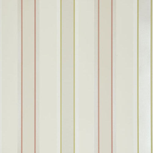 Terracotta Stripe wallpaper.