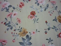Gemma Parchment Fabric