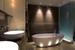 Stone_bathroom decorative light.
