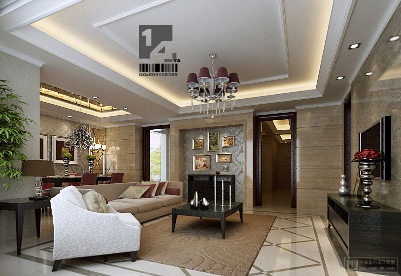 Modern Chinese interior design classic-living-room.jpg