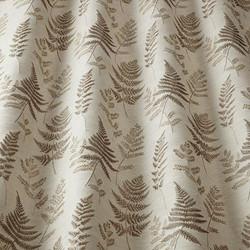 Linen Ferns Fabric