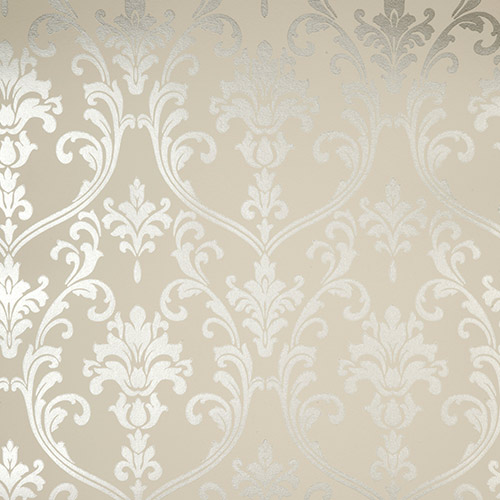 Mink Palladio Wallpaper
