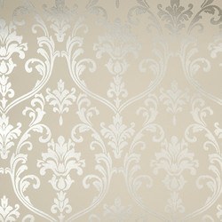 Mink Palladio Wallpaper