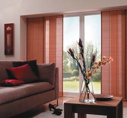 VDL 14 Weave sliding-panel-blind