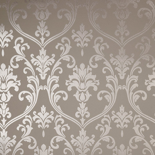 Mocha Palladio Wallpaper.