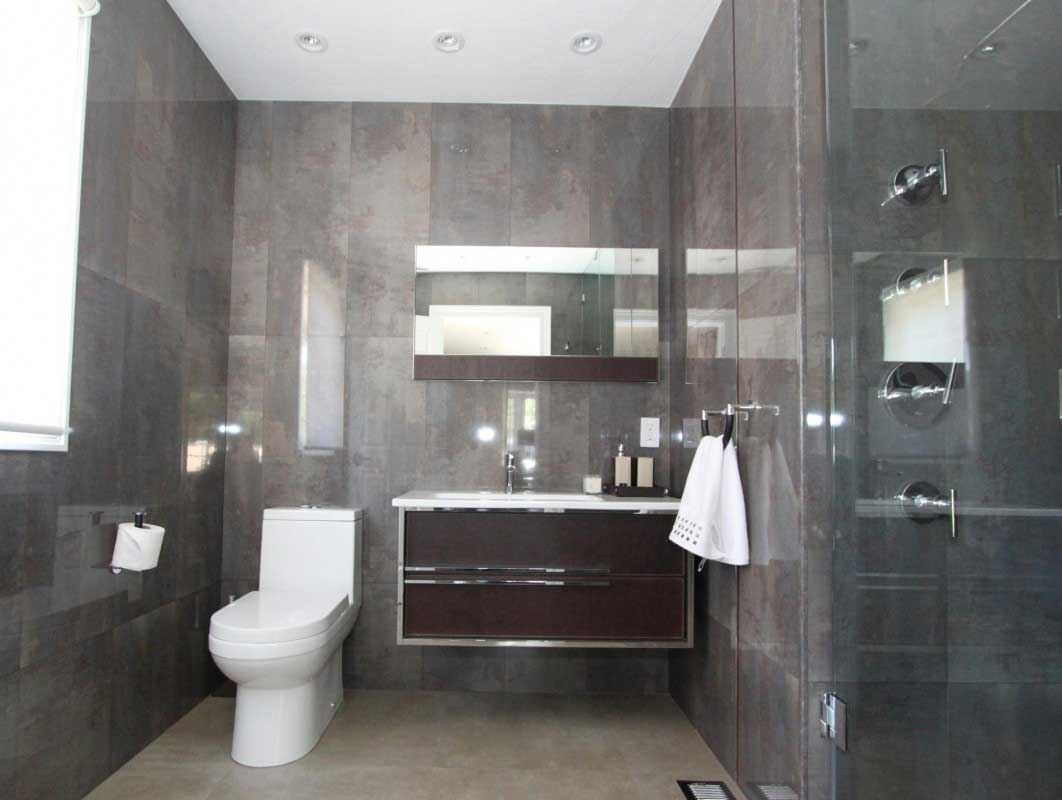 VD9 Modern Office Bathroom
