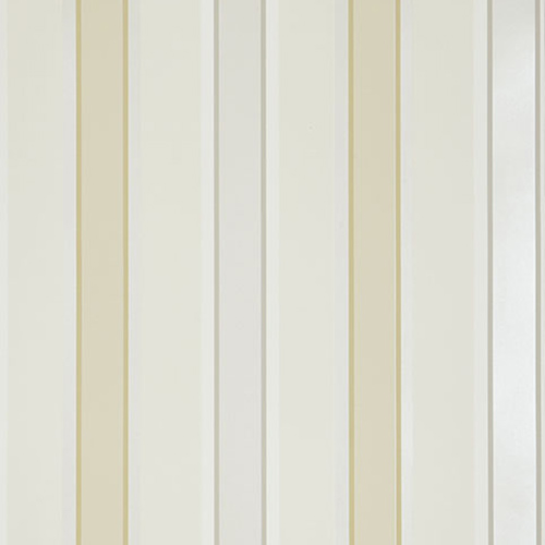 Caramel stripe wallpaper.