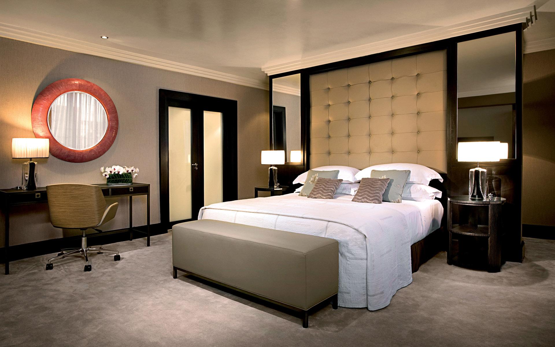 VD13 Light Chocolate Bedroom