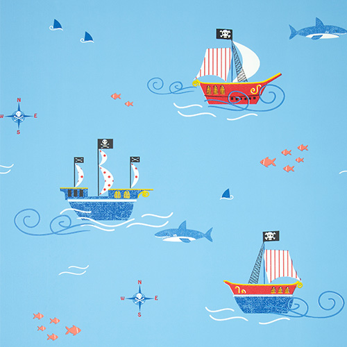 Nautical Pirate life for me wallpaper
