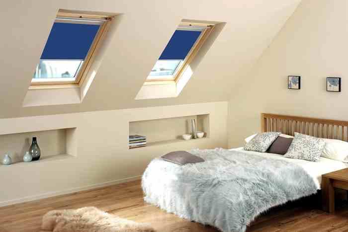 Velux roof blind