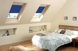 Velux roof blind