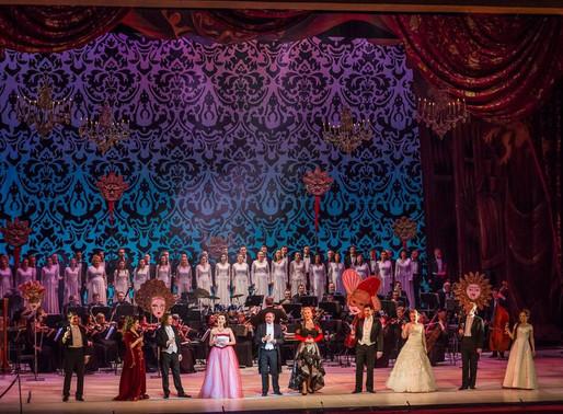 """Ось і закінчілася """"Ніч в опері"""". Впевнені, у нас вийшло.  Дніпро Опера 🎼"""