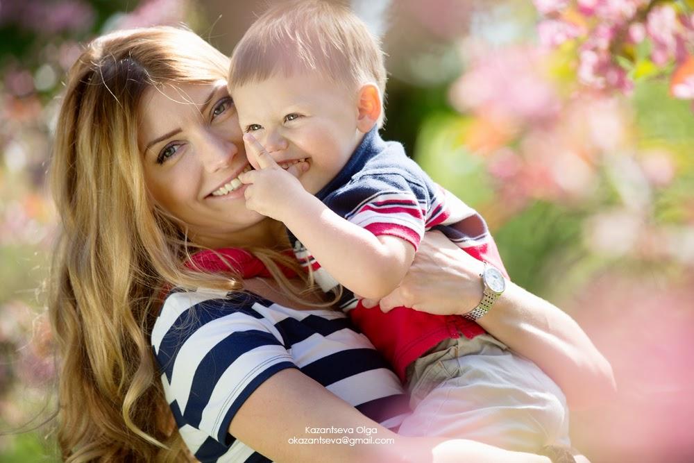 Детская и семейная фотосессия.