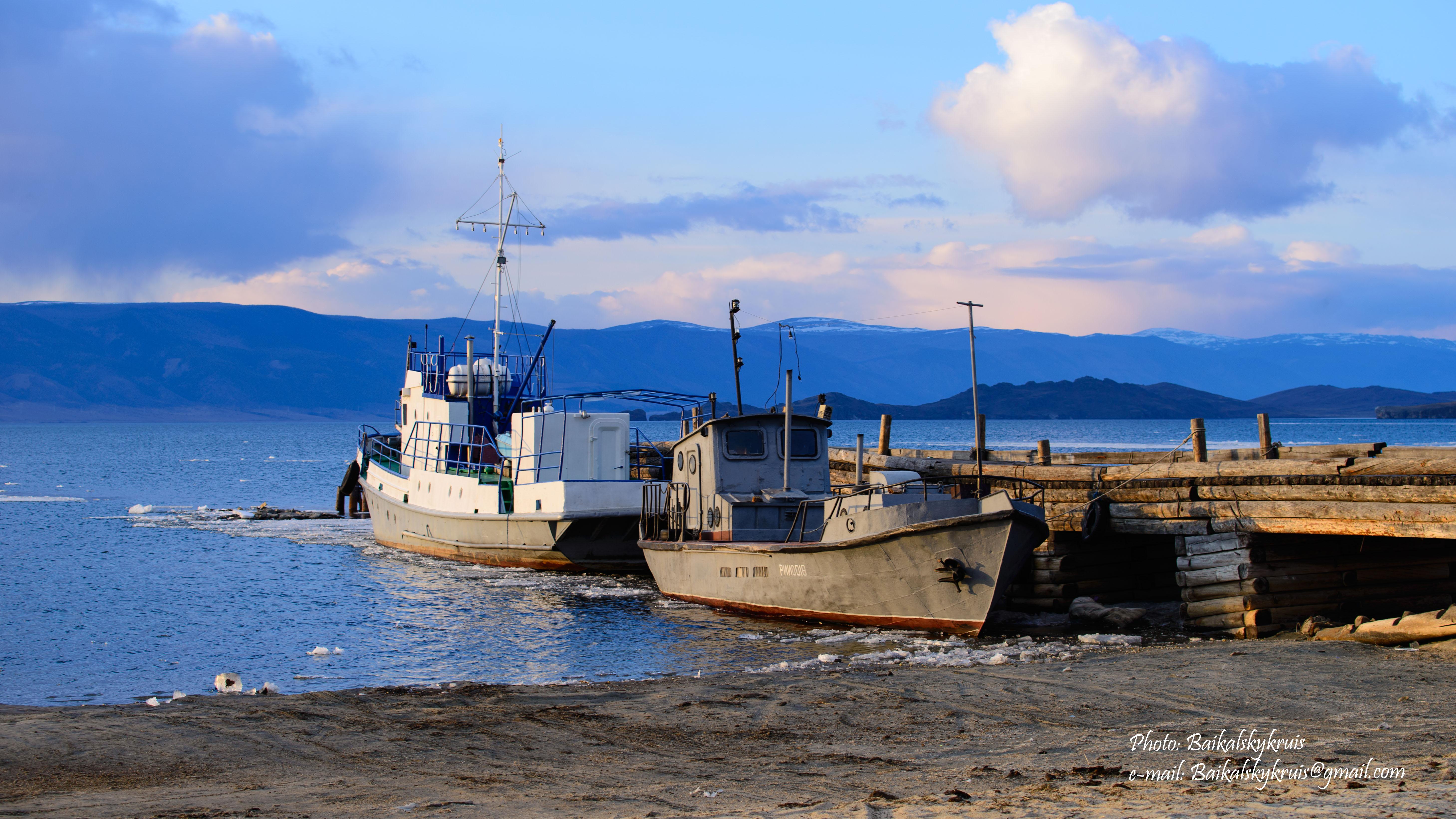Сахюрта.Корабли