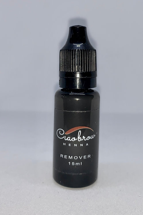 Henna remover 15ml