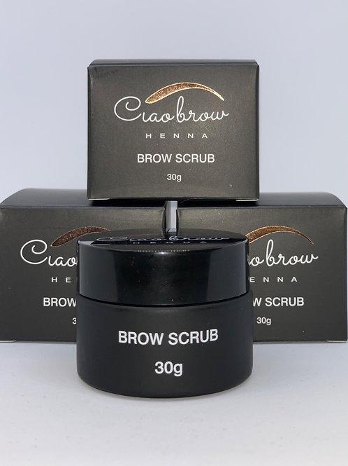 Brow scrub 30g